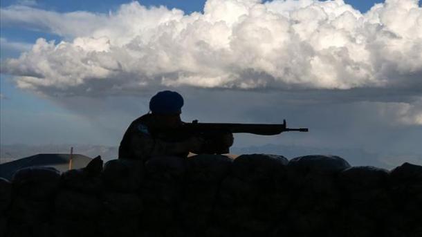 Ushtria turke filloi një operacion të gjerë kundër PKK-së   TRT  Shqip