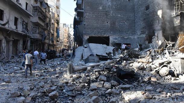 Sirija: U ruskom napadu na Halep najmanje 16 poginulih, među njima i djeca
