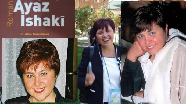 Alsu Qamalieva | TRT  Tatarça