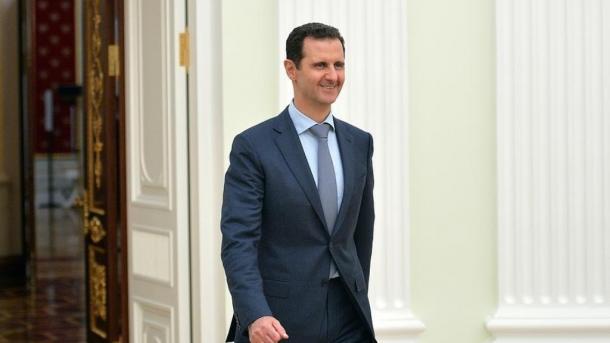ShBA-të sanksionojnë Presidentin e Sirisë, Beshar Esad dhe bashkëshortën e tij | TRT  Shqip
