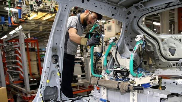 Turqi - Indeksi i prodhimit industrial shënoi rrije me 5,1 për qind   TRT  Shqip