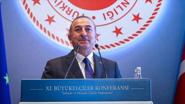 Çavusoglu: Marrëveshja me SHBA-në për zonën e sigurt në Siri, një fillim shumë i mirë | TRT  Shqip