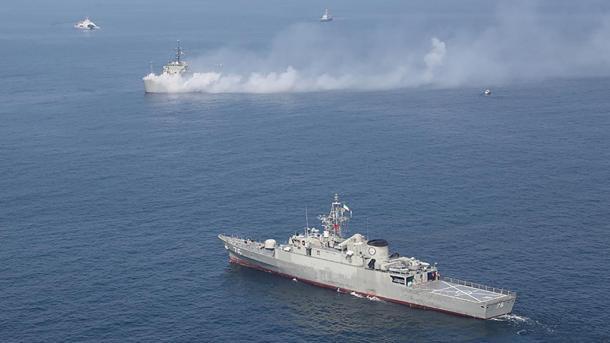 Flota ruse filloi stërvitjen në detin e Zi   TRT  Shqip