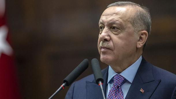Erdogan: Turqia nuk do të tërhiqet kurrë nga përpjekja e saj e drejtë | TRT  Shqip