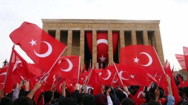 30η Αυγούστου Γιορτή της Νίκης και Ημέρα των Τουρκικών Ενόπλων Δυνάμεων