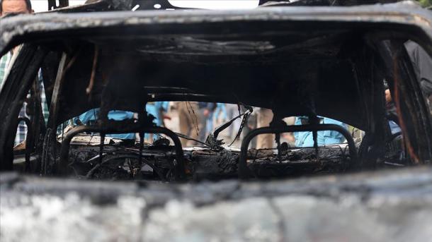 Sulmi me autobombë i organizatës terroriste YPG/PKK në Siri mori jetët e 2 civilëve | TRT  Shqip