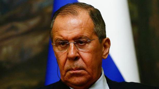 Lavrov: Interesat e Turqisë për sigurinë e kufijve janë legjitime | TRT  Shqip