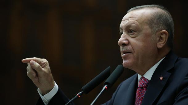 Erdogan: Turqia nuk ndjek kurrë një qasje ekspansioniste | TRT  Shqip