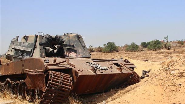 Ushtria e Libisë vazhdon operacionet për çlirimin e Sirtes   TRT  Shqip