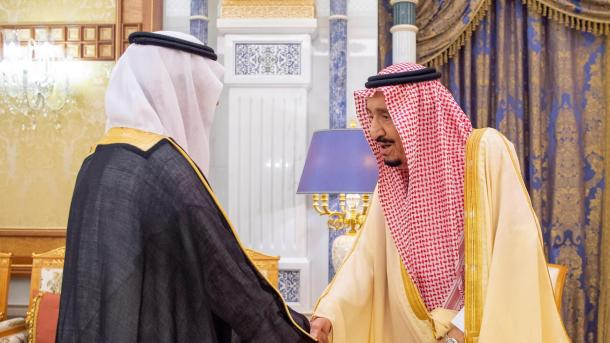 Princi saudit dëshiron të bëhet mbret para Samitit të G-20-ës   TRT  Shqip
