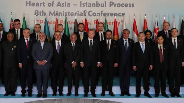 Turqia do të vazhdojë të japë çdo lloj mbështetje për çrrënjosjen e DAESH-it nga Afganistani | TRT  Shqip