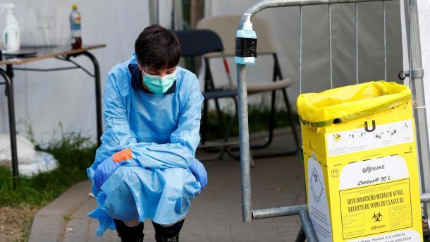 Bilanci i koronavirusit: Mbi 154 mijë të vdekur dhe mbi 2,2 milionë të infektuar | TRT  Shqip
