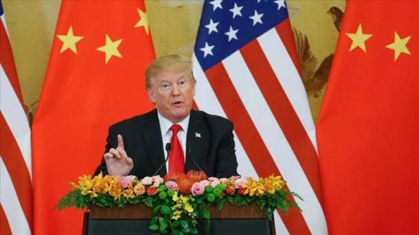 Trump: Marrëveshja tregtare me Kinën, më sfiduese nëse fitoj zgjedhjet e 2020   TRT  Shqip