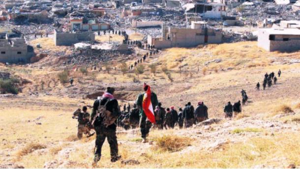 Analiza e javës: Konflikti Peshmerge-PKK tërheq brenda edhe Sirinë   TRT  Shqip