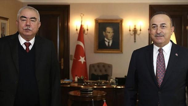 Çavusoglu: Turqia do të vazhdojë mbështetjen për popullin afgan në kërkim të paqes dhe stabilitet | TRT  Shqip