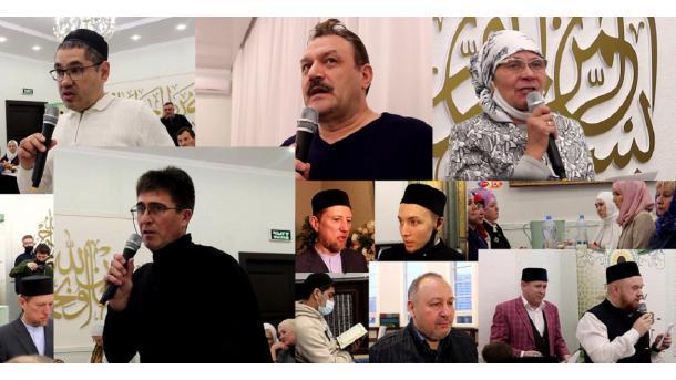 Tatarstan jurnalistları awız açtı / Татарстан журналистлары авыз ачты   TRT  Tatarça