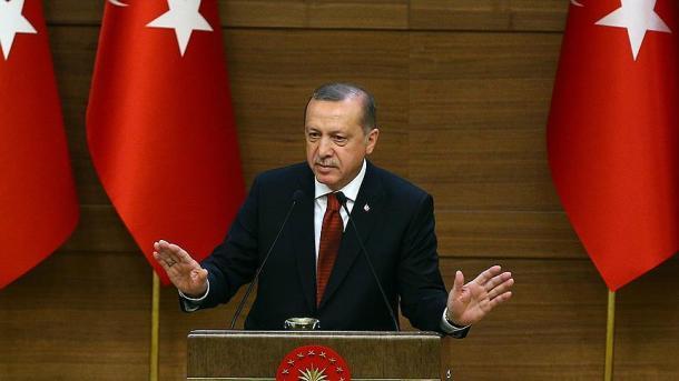 Erdogan: Odlučni smo u čišćenju Munbija od terorista PKK/PYD-a