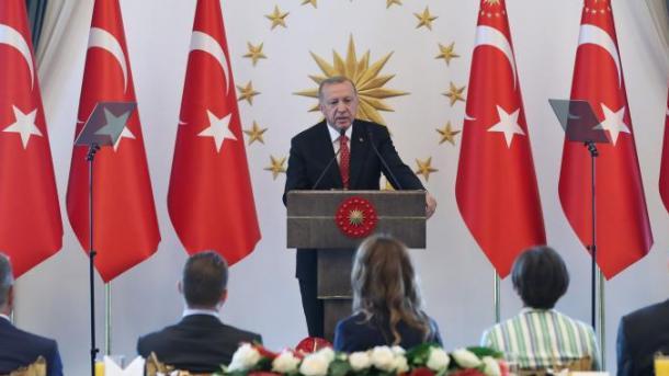 Erdogan: Nga Amerika presim të na mbështesë në përpjekjen tonë për zonën e sigurt në Siri | TRT  Shqip