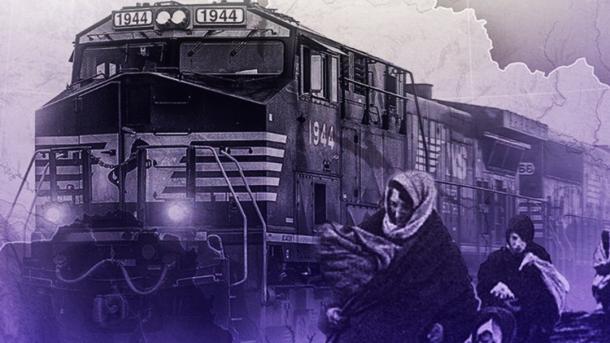 Кырым тaтaр сөргeнe: 18 Мaй 1944 / Qırım tatar sörgene: 18 May 1944   TRT  Tatarça
