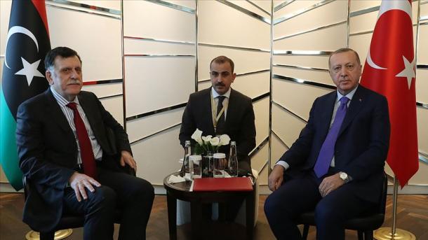 Gjermani – Presidenti Erdogan takohet me homologun algjerian përpara Konferencës së Berlinit   TRT  Shqip