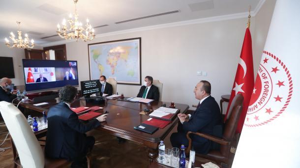 Çavusoglu: Është hapur një dritare mundësie për dialog të ripërtërirë ndërmjet Turqisë dhe BE-së | TRT  Shqip