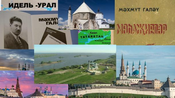 Tatarlarnıň İdel-Uraldan Törkiyägä küçenü xäräkätläre   TRT  Tatarça