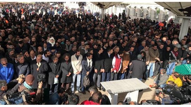 U mnogim turskim gradovima Morsiju klanjan dženaza-namaz u odsustvu