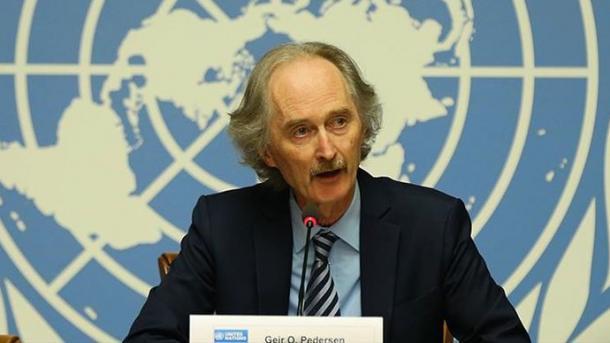 Pedersen i bën thirrje regjimit të Esadit t'i lirojë të burgosurit | TRT  Shqip