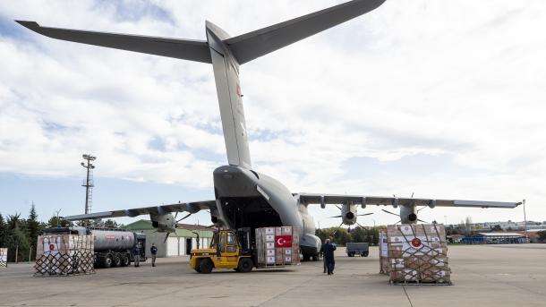 Turqia dërgon ndihma mjekësore në shumë vende të Ballkanit | TRT  Shqip