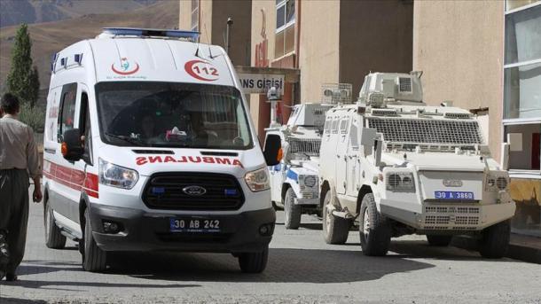 Turqi – 1 ushtar bie dëshmor në një operacion antiterror | TRT  Shqip
