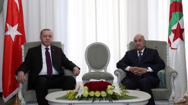 Les relations Turquie - Algérie en plein essor (étude)