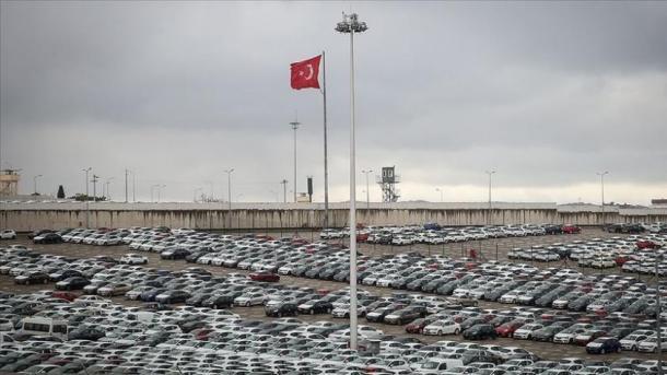 Eksporti i industrisë turke të automobilistikës rritet me 5 për qind në korrik 2019 | TRT  Shqip