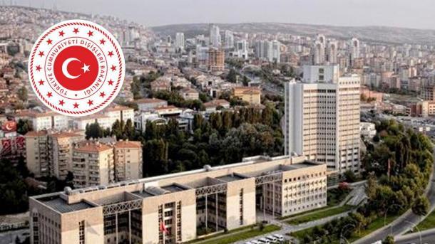Turqia hedh poshtë deklaratën e KS-OKB-së mbi Marasin   TRT  Shqip