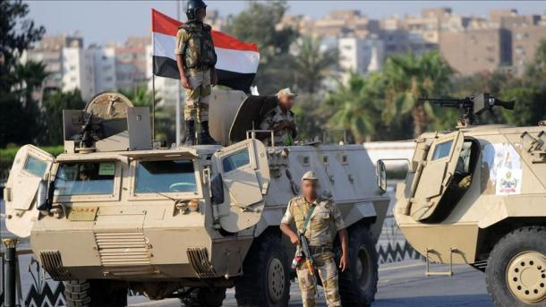 SAD planira zamrznuti vojnu pomoć Egiptu