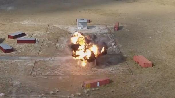 Përfundon me sukses testimi i raketës turke SOM | TRT  Shqip