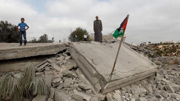 Izraelske snage srušile kuću palestinske porodice na Zapadnoj Obali