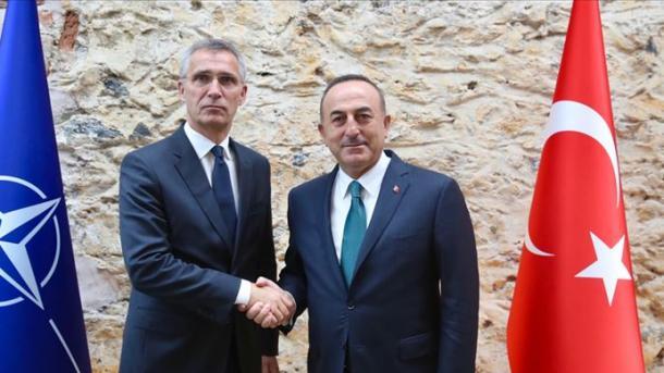 Çavusoglu-Stoltenberg bisedojnë për marrëveshjen e arritur me ShBA-në | TRT  Shqip