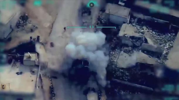 Turqia vazhdon operacionet e suksesshme në Siri, shkatërron mbi 2.100 objektiva të regjimit | TRT  Shqip