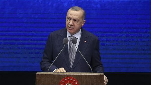 Erdogan: Rruga për paqen e Libisë kalon nga Turqia   TRT  Shqip