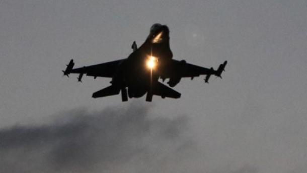 Turski avioni bombardovali mete terorista PYD/PKK u Afrinu u Siriji