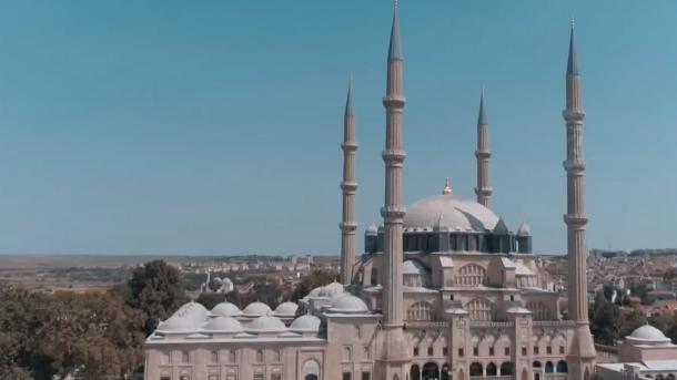 Törkiyä êkspressı - Ädirnä | TRT  Tatarça