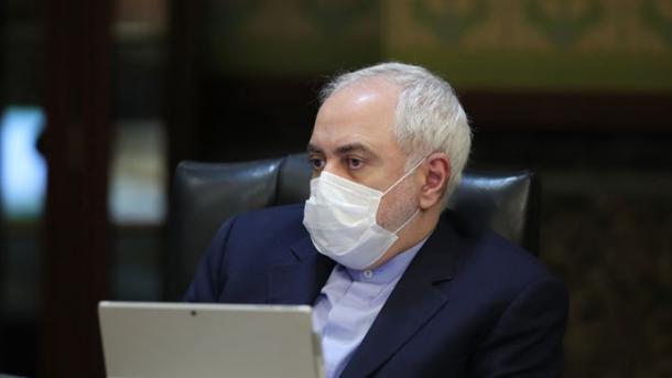 Zarif: SHBA-ja duhet të japë llogari dhe të kompensojë humbjet e shkaktuara Iranit   TRT  Shqip