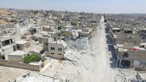 Siri – Esadi dhe Rusia morën Han Shejhunin   TRT  Shqip