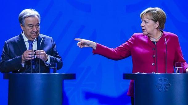 Merkel: Kemi nevojë për ndryshim politik në Siri | TRT  Shqip