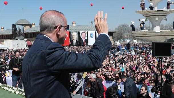 Erdogan u Ankari otvorio Ankapark, najveći zabavni park u Evropi