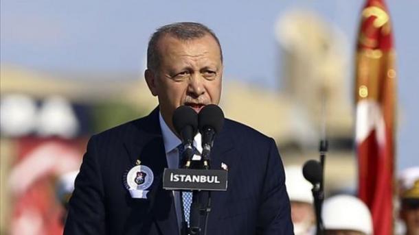 Erdogan: Nuk kemi shumë durim për zonën e sigurt në veri të Sirisë   TRT  Shqip