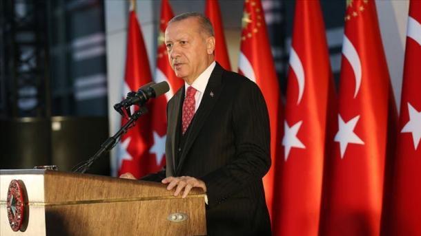 """Erdogan: """"Rusia na informoi për nxjerrjen e organizatave terroriste nga zona e sigurt""""   TRT  Shqip"""