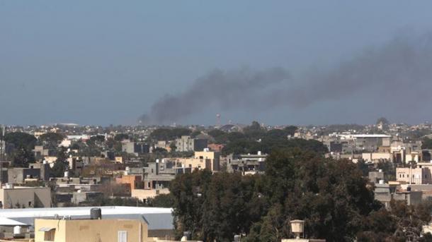 Libi: Hafteri vazhdon sulmet me raketa pavarësisht njoftimit për armëpushim | TRT  Shqip
