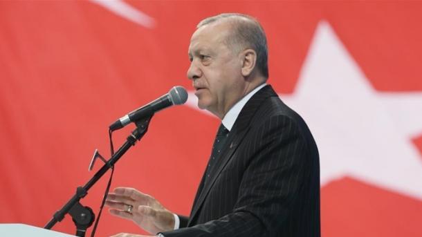 Presidenti Erdogan kritikoi Perëndimin dhe paralajmëroi zgjerimin e operacioneve antiterrorizëm | TRT  Shqip