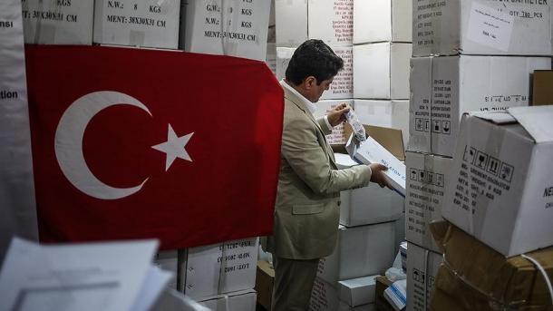 Turska sprema novi humanitarni brod sa 10.000 tona pomoći za Gazu